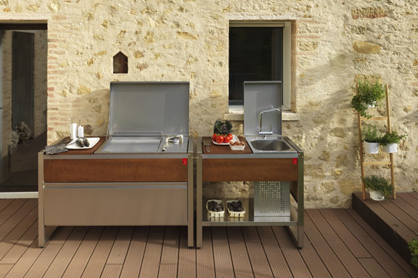 Tables de cuisson